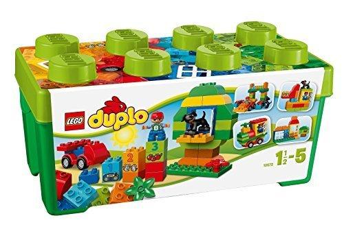 レゴ デュプロ みどりのコンテナデラックス 10572,レゴ,ブロック,