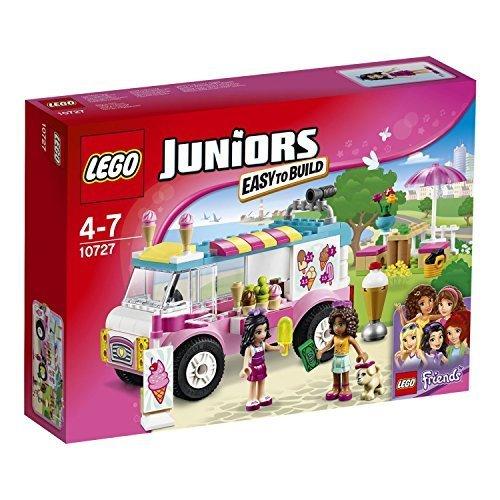 レゴ (LEGO) ジュニア フレンズ エマのアイスクリームカー 10727,レゴ,ブロック,