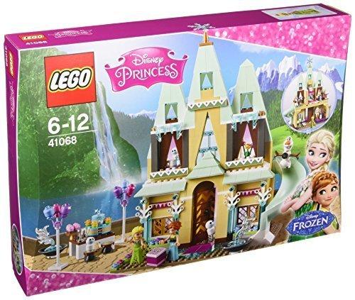 レゴ (LEGO) ディズニー アナとエルサのアレンデール城 41068,レゴ,ブロック,