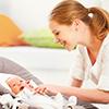 生後3カ月の子どものママからの相談:「赤ちゃんのインフルエンザについて」,