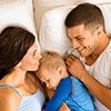 3歳児のママからの相談:「寝つきはよく夜8時には寝ますが、週2~3回夜泣きします」,