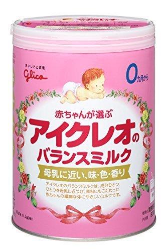 アイクレオのバランスミルク 800g,粉ミルク,ランキング,