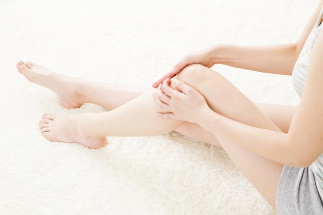 足のむくみ イメージ画像,妊娠9ヶ月,