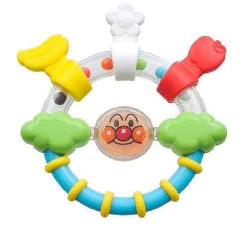 ベビラボ アンパンマン NEWはじめてのはがためラトル,赤ちゃん,歯固め,