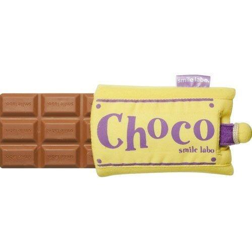 【スマイルラボ】 チョコはがため,赤ちゃん,歯固め,