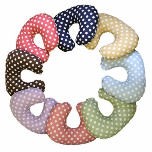 HashkuDe(ハッシュクード) 洗える授乳クッション ポルカドット グリーン,授乳,クッション,人気