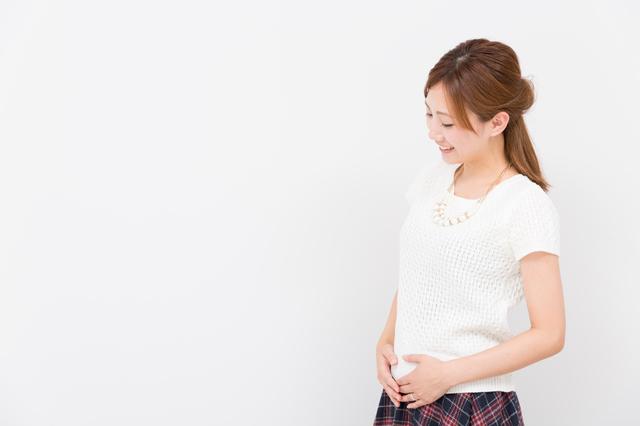 妊娠初期の女性,妊娠,心拍確認,