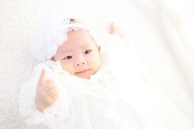 ベビードレス,妊娠,35週,胎児