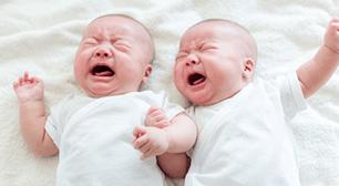 ょうか。 3歳児のママからの相談:「双子なのに成長に差がある」,