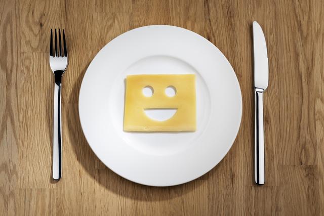 フォークとナイフ,食事マナー,