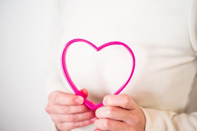 心臓のイメージ画像,妊娠,動悸,