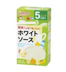 手作り応援 ホワイトソース 8包 5ヶ月頃から,離乳食,味付け,