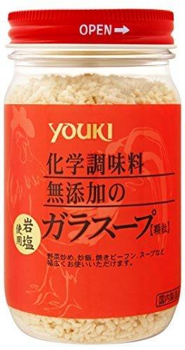 ユウキ 化学調味料無添加のガラスープ 130g,離乳食,味付け,