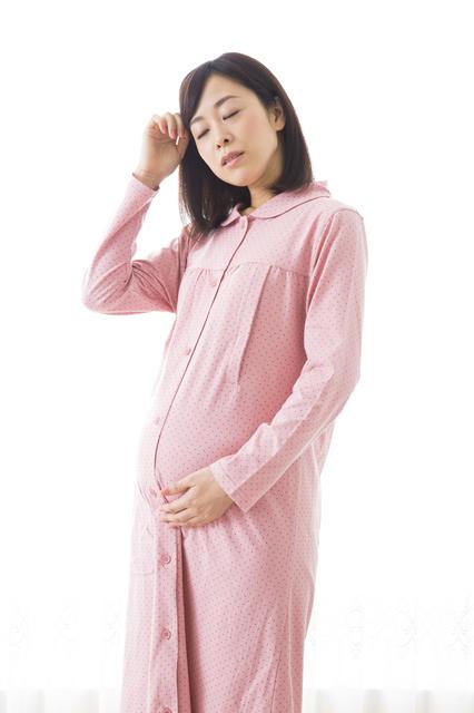 イライラに悩む妊婦,妊娠,29週,胎児