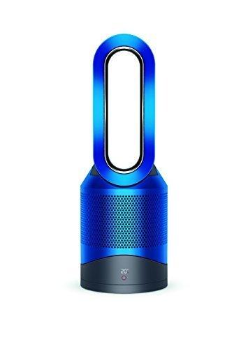 Dyson Pure Hot + Cool 空気清浄機能付ファンヒーター [アイアン/ブルー],赤ちゃん,暖房,