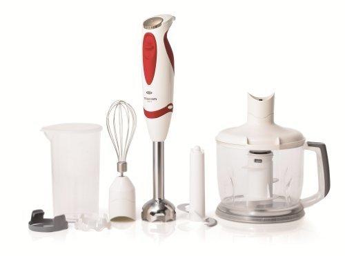 TESCOM スティックブレンダー レッド THM510-R,離乳食,調理器具,おすすめ