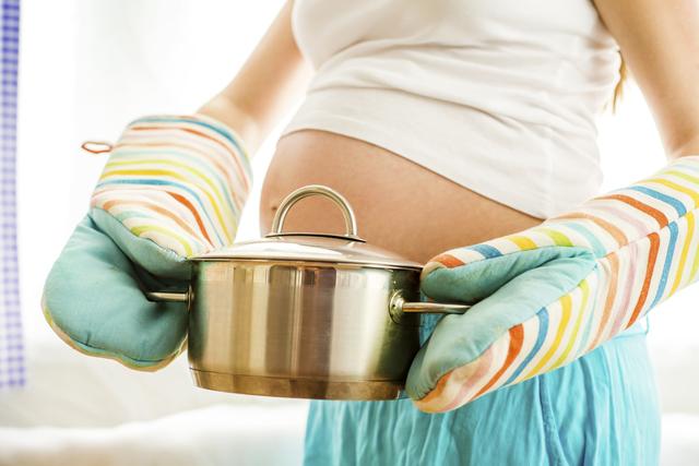 妊娠中の食事,妊娠,6ヶ月,赤ちゃん