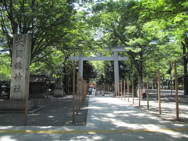 大國魂神社,戌の日, 安産祈願,東京