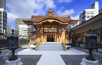 水天宮,戌の日, 安産祈願,東京