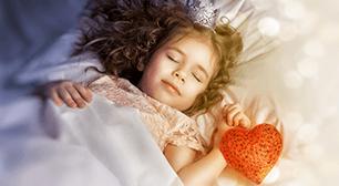 眠っている3歳児,3歳,夜泣き,