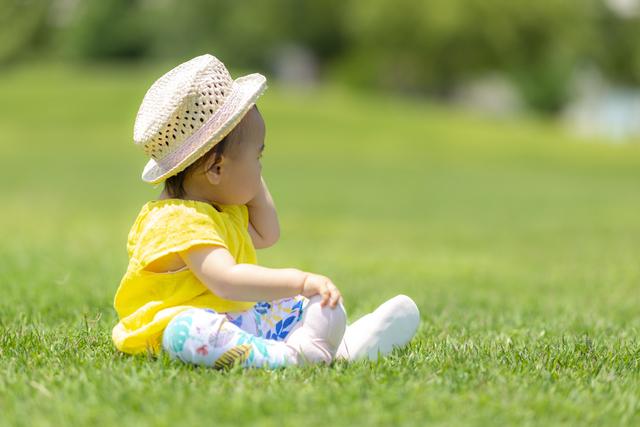 赤ちゃんの紫外線対策,日焼け止め,おでかけ,入浴剤