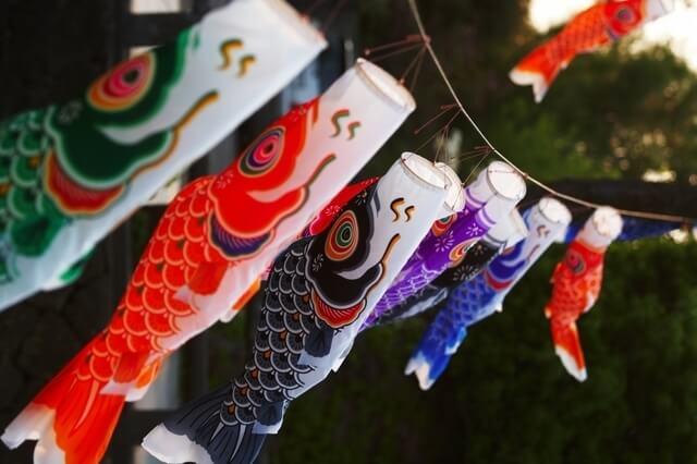 鯉のぼりの素材,鯉のぼり,選び方,おすすめ
