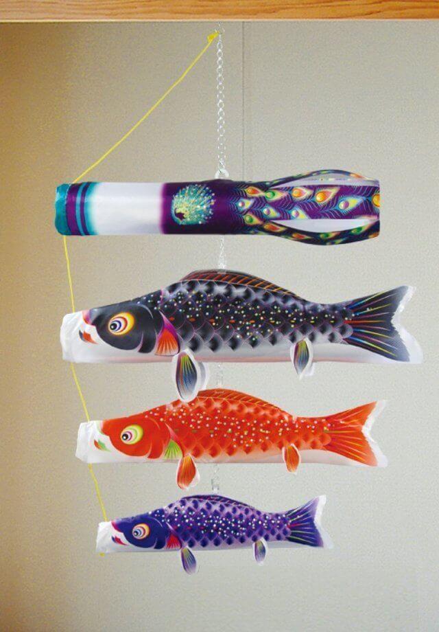 吊るすタイプの徳永鯉のぼり ,鯉のぼり,選び方,おすすめ
