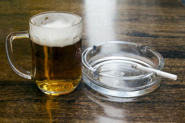 お酒と煙草,妊娠,11週,症状