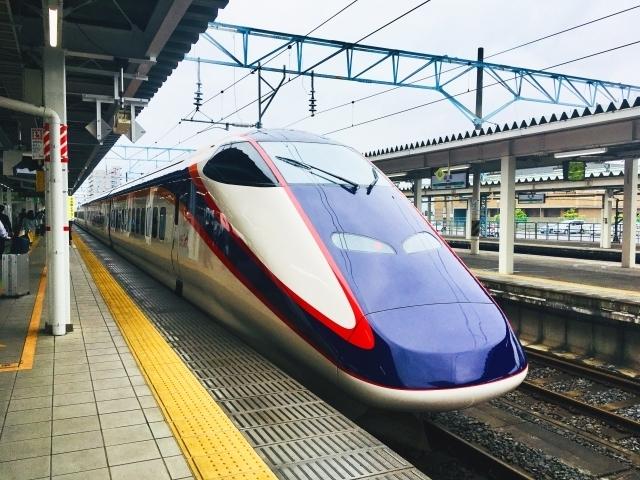 山形新幹線つばさ,新幹線,多目的室,