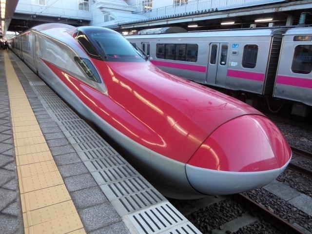 秋田新幹線こまち,新幹線,多目的室,
