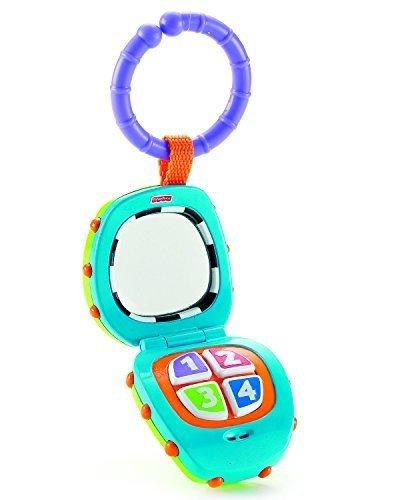 フィッシャープライス 赤ちゃんのパカッとケータイ (K7189),おもちゃ,スマホ,