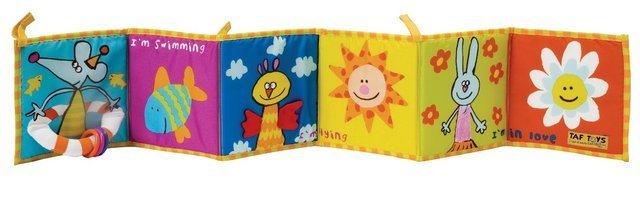 I'm HAPPY BABY BOOK |タフトイズ,赤ちゃん,ベッドガード,おすすめ