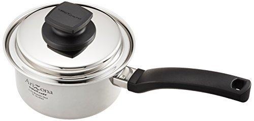 ビタクラフト 片手鍋 アリゾナ 14cm レシピ付,離乳食,鍋,