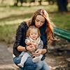 1歳2カ月児のママからの相談:「私の口唇ヘルペスウィルスがうつらないか心配」,