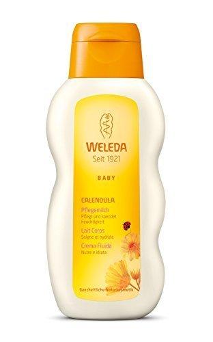 ヴェレダ カレンドラベビーミルクローション 200ml,赤ちゃん,保湿,
