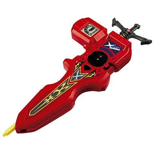 ベイブレードバースト B-94 デジタルソードランチャー (レッド),ベイブレード,おもちゃ,