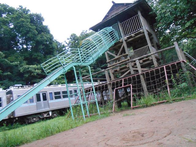 佐倉草ぶえの丘,千葉,アスレチック,公園