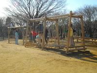 柏の葉公園 冒険のトリデ,千葉,アスレチック,公園