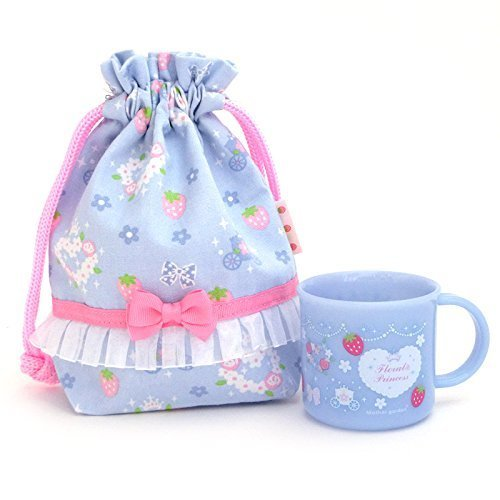 野苺 プラコップ+巾着セット,幼稚園,コップ,