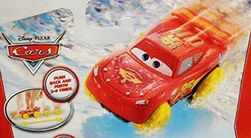 お風呂嫌いなお子様も、お風呂が大好きになる~♪◎ディズニーカーズ ミニカー/お風呂でカーズ♪ マックイーン 水の上を走る! カーズ おもちゃ カーズ ミニカー,おふろ,おもちゃ,