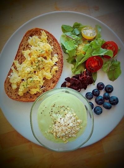 洋食のワンプレート,妊婦,朝ごはん,レシピ
