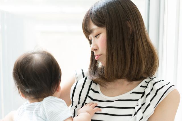育児疲れ,産後,腹痛,