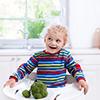2歳児のママからの相談:「子どもがおかずはほどほどに、炭水化物ばかり食べます。量を制限をすべきでしょうか」,