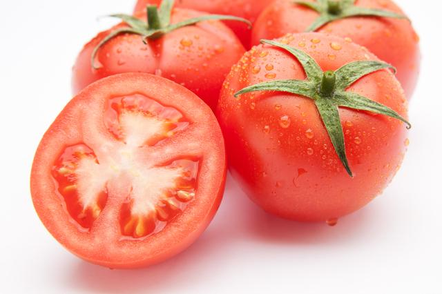 トマト,離乳食,中期,トマト