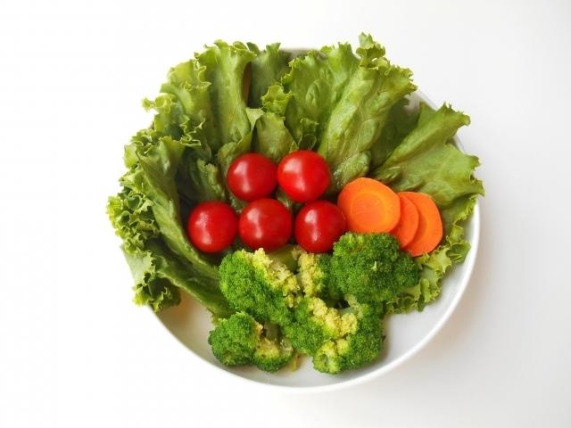 ブロッコリー入りサラダ,離乳食,ブロッコリー,