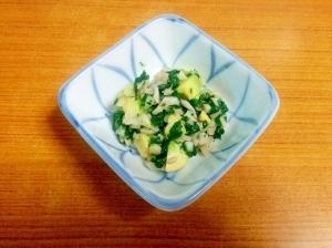 【離乳食】アボカドの和え物,離乳食,アボカド,