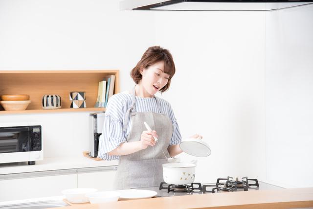 キッチン,離乳食,ひじき,