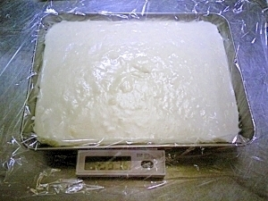 <離乳食の基本>ホワイトソース,離乳食,ホワイトソース,