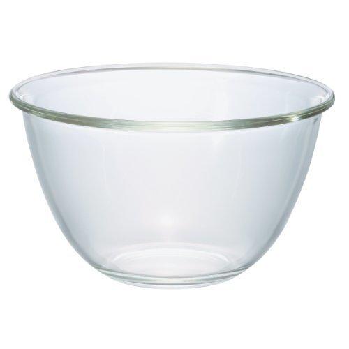 HARIO (ハリオ) ミキシングボウル 耐熱ガラス 2200ml MXP-2200,離乳食,ホワイトソース,
