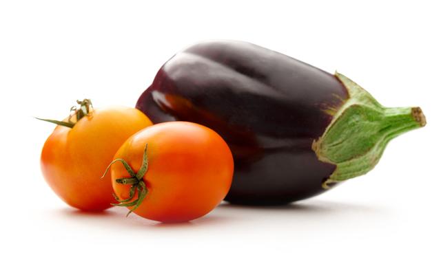 なすとトマト,離乳食,なす,